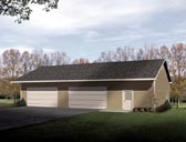 Garage Plan 49011