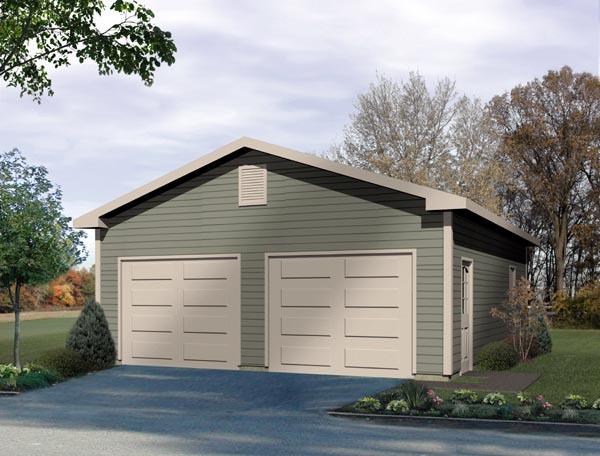 Garage Plan 49013