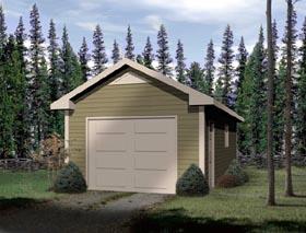 Garage Plan 49018