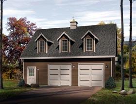 Garage Plan 49024