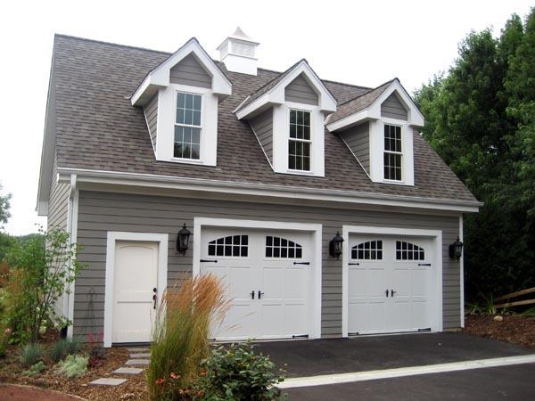 Farmhouse 2 Car Garage Plan 49024 Picture 1