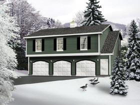 Garage Plan 49029