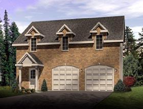 Garage Plan 49033