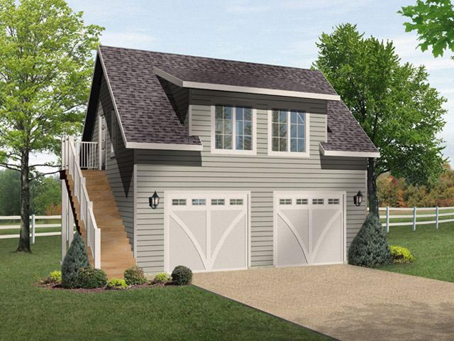 House Plan 49036 Elevation