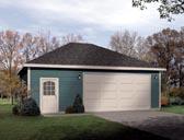 Garage Plan 49041