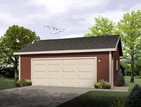 Garage Plan 49049