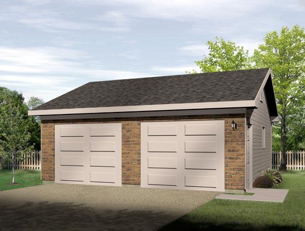 Garage Plan 49059