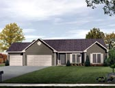 Plan Number 49060 - 1642 Square Feet