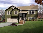 Plan Number 49066 - 1217 Square Feet