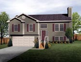 Plan Number 49071 - 1207 Square Feet