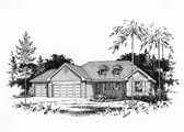 Plan Number 49078 - 1635 Square Feet