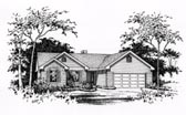 Plan Number 49080 - 1537 Square Feet