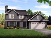 Plan Number 49083 - 1700 Square Feet