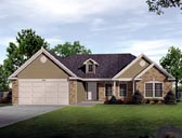 Plan Number 49110 - 1635 Square Feet