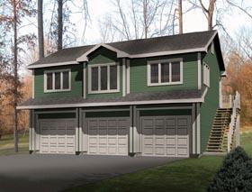 Garage Plan 49118