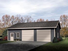 Garage Plan 49149