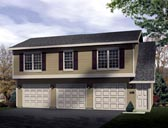 Plan Number 49153 - 974 Square Feet