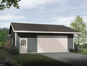 Garage Plan 49166