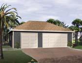Garage Plan 49169
