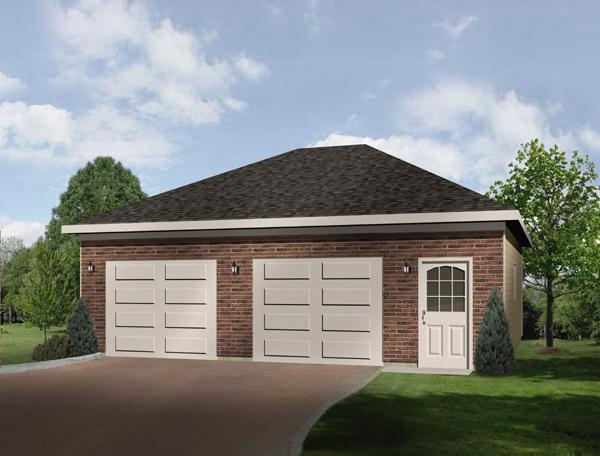 Garage Plan 49171