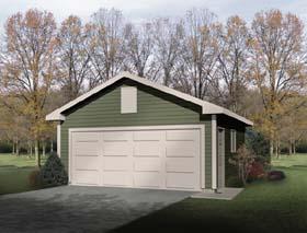 Garage Plan 49173