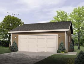 Garage Plan 49178
