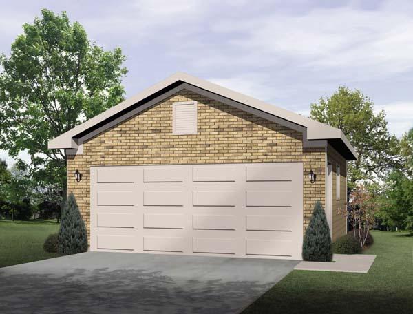 Garage Plan 49179