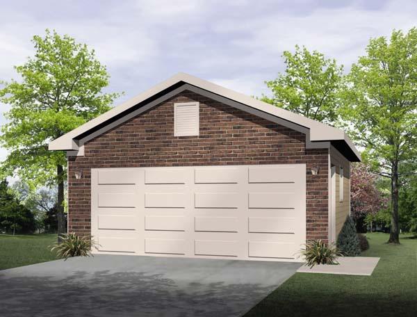 Garage Plan 49180