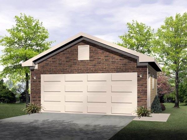 Garage Plan 49182