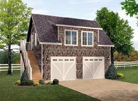 Garage Plan 49187