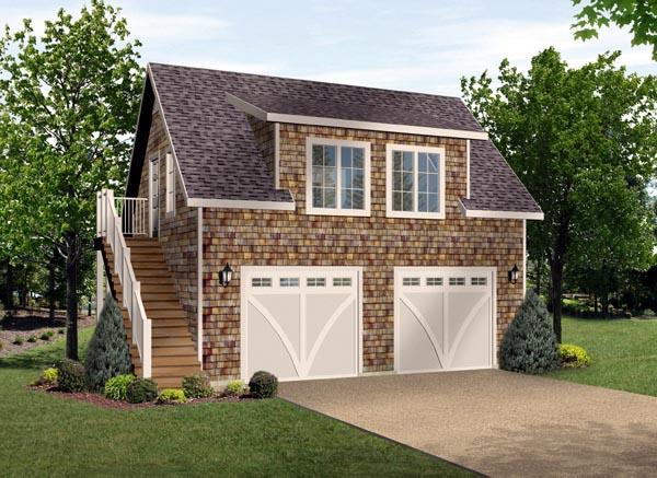 Garage Plan 49190