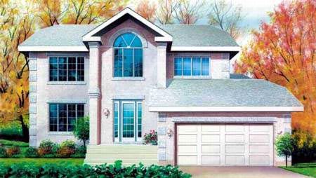 Traditional House Plan 49202 Elevation