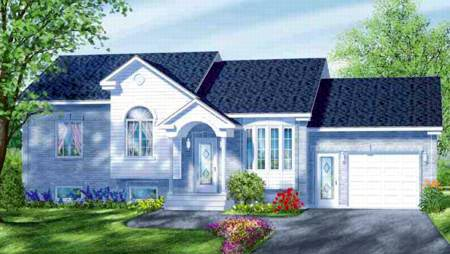 Traditional House Plan 49223 Elevation