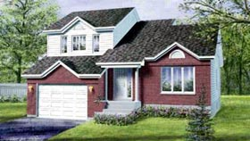 Traditional House Plan 49229 Elevation