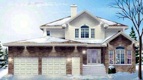 Traditional House Plan 49237 Elevation