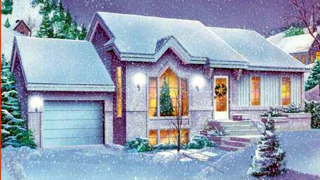 Traditional House Plan 49288 Elevation