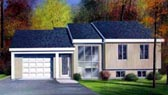 Plan Number 49311 - 1537 Square Feet
