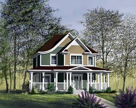 Plan Number 49315 - 1664 Square Feet