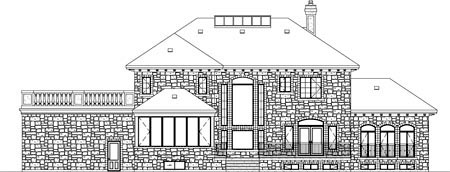 House Plan 49377 with 4 Beds, 3 Baths, 2 Car Garage Picture 1