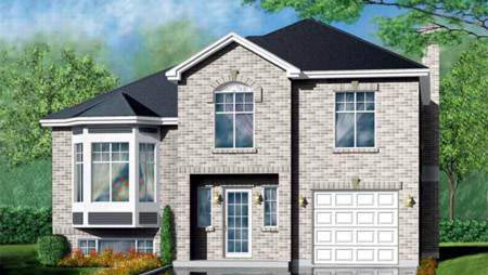 Traditional House Plan 49379 Elevation