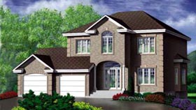 Traditional House Plan 49381 Elevation