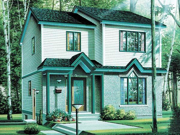 House Plan 49425