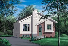 Traditional House Plan 49456 Elevation