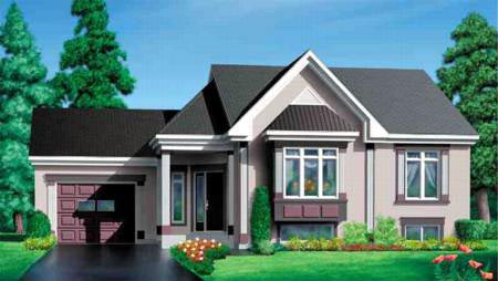 Victorian House Plan 49480 Elevation