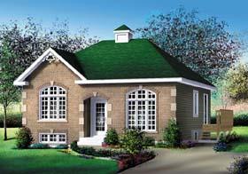 House Plan 49487