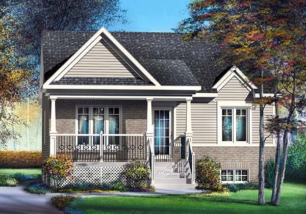House Plan 49504