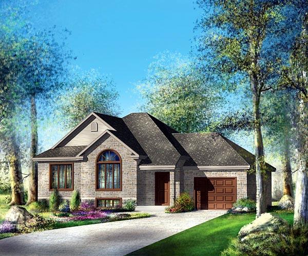 House Plan 49529