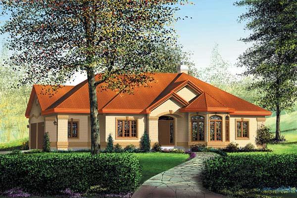House Plan 49535