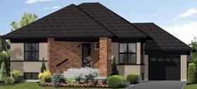House Plan 49565 Elevation