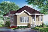 Plan Number 49606 - 957 Square Feet